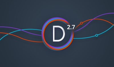 Divi 2.7 Theme – An amazing update