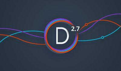 Divi 2.7 Theme – An amazing update